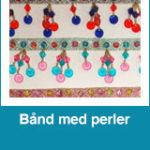 Bånd med perler
